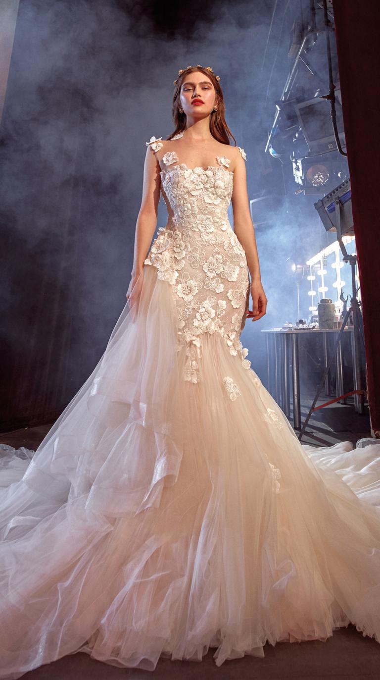 Bridal Couture Collection No. 14 - Make a scene - Michelle-F