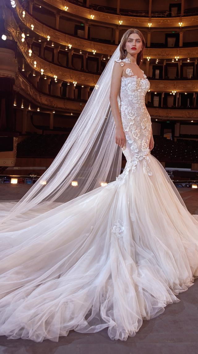 Bridal Couture Collection No. 14 - Make a scene - Michelle-S