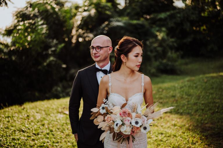 Bride Of The Week: Trixie Khong