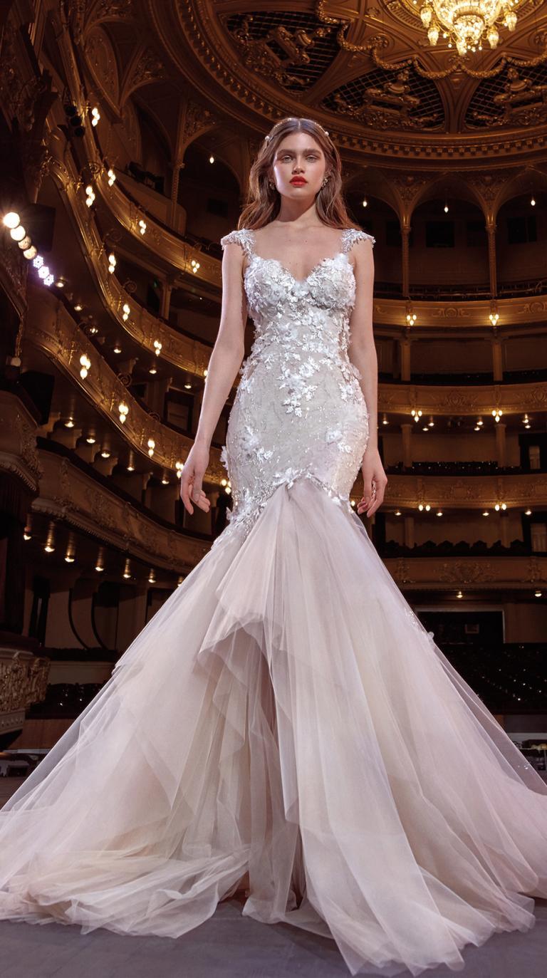 Bridal Couture Collection No. 14 - Make a scene - Sally-F
