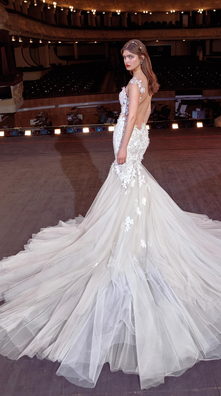 Bridal Couture Collection No. 14 - Make a scene - Sally-S