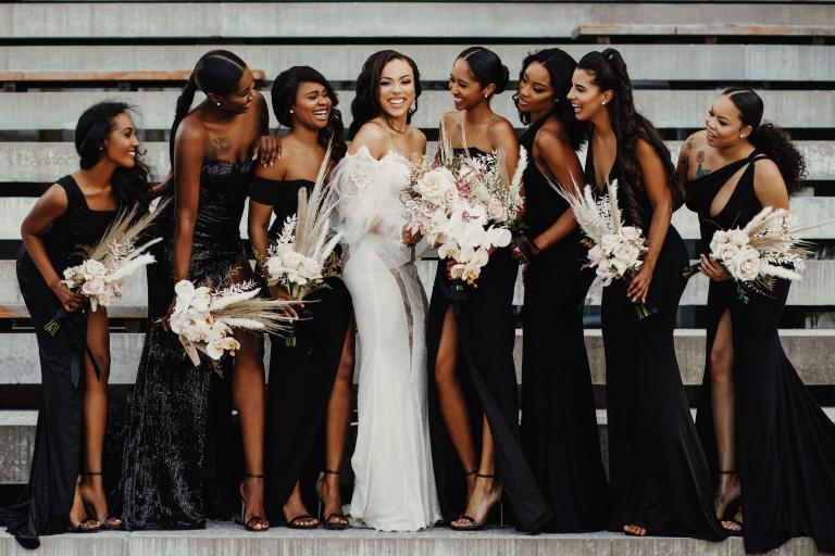 Bride Of The Week: Jessica deRoquancourt Miller