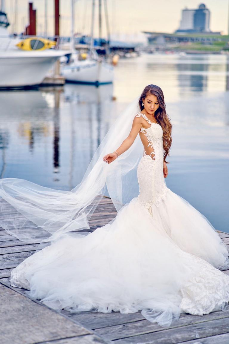 Bride Of The Week: Anita Chow