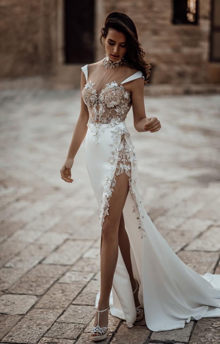 7 Spring 2020 Wedding Dress Trends You Have To See Galia Lahav