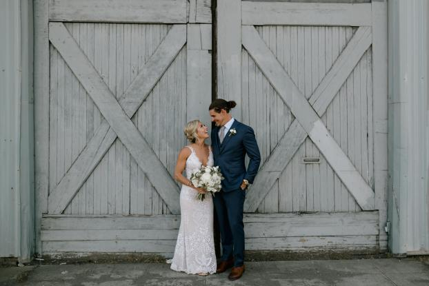 Bride Of The Week: Carly Ann Miller