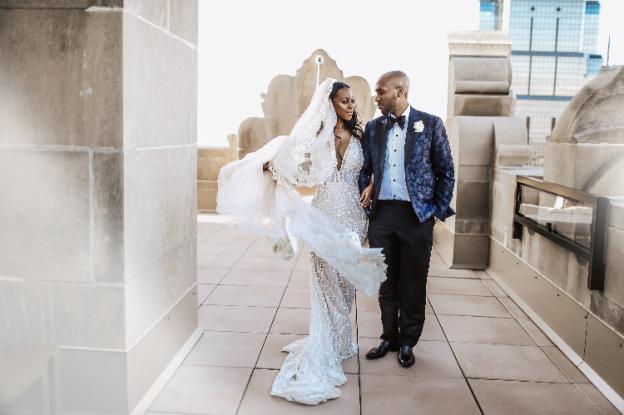 Bride Of The Week: Khyrista Denise