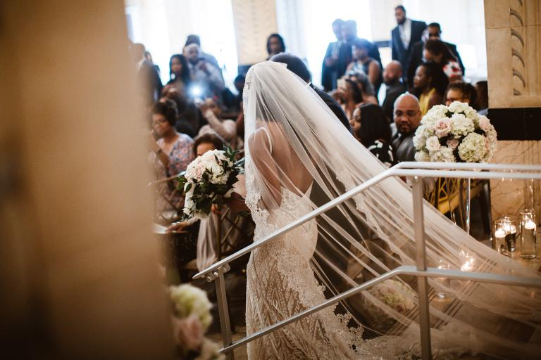 Bride Of The Week: Khyrista Denise