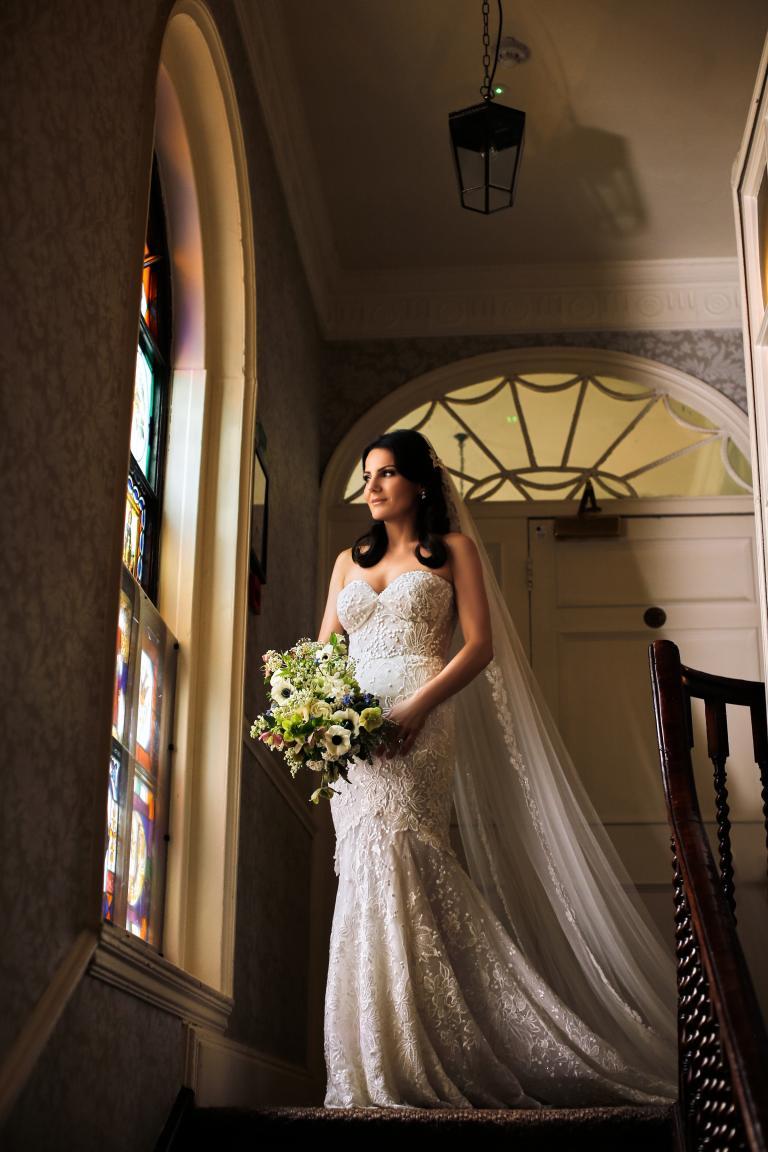 Bride Of The Week: Diane Galea-Hall