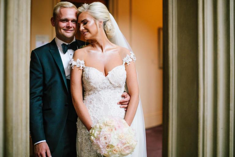 Bride Of The Week: Chole Mack