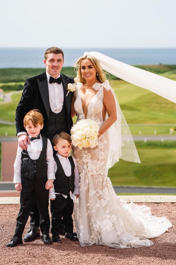 Bride Of The Week: Lauren Trainer