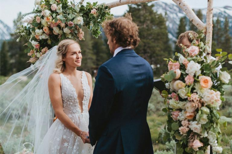 Bride Of The Week: Lizzy Goepper