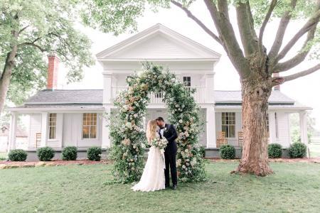 Bride Of The Week: Haley Gleeson