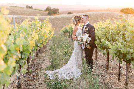 Bride Of The Week: Erin Barrett