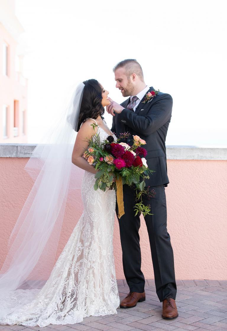 Bride Of The Week: Amelia Sepulveda