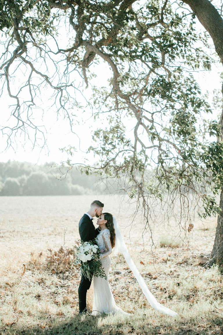 Bride Of The Week: Christabelle Heagney