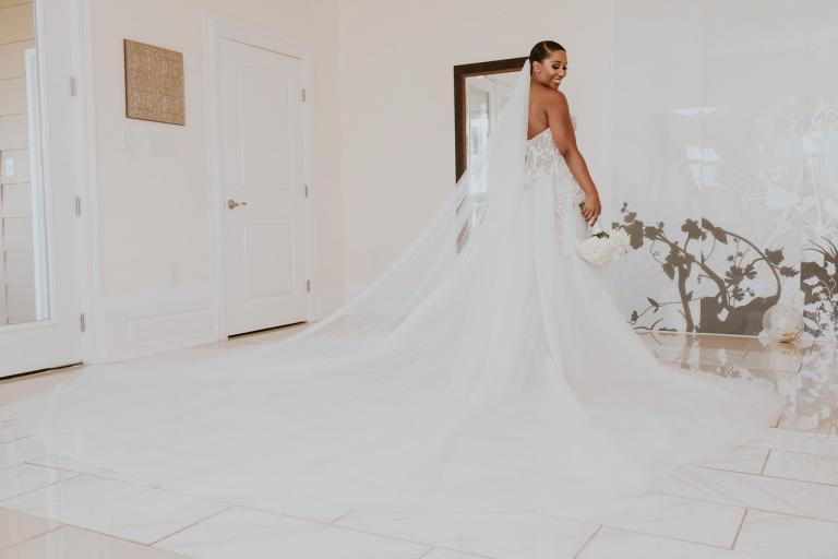 Bride Of The Week: Victoria Jones