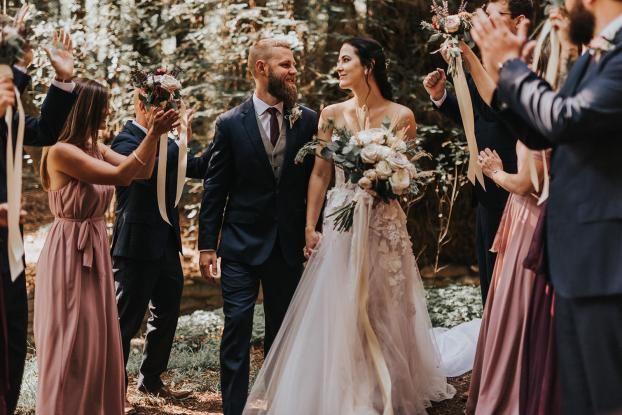 Bride Of The Week: Gina Franklin