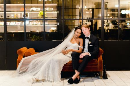 Bride Of The Week: Olivia Mangrum