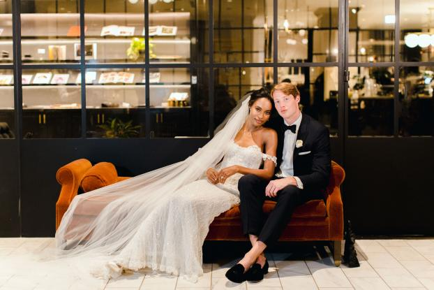 Bride Of The Week: Olivia Mangrum