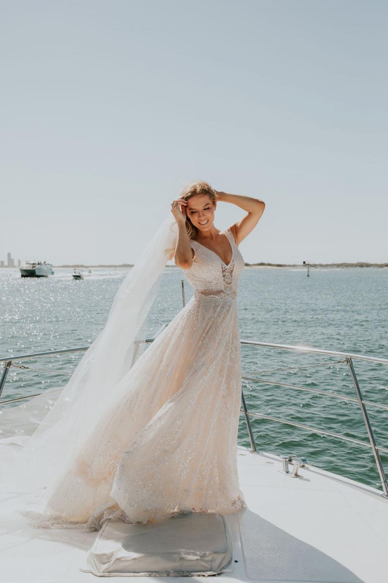 Bride Of The Week: Veronica Royal