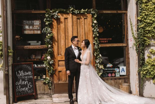 Bride Of The Week: Aileen Chang