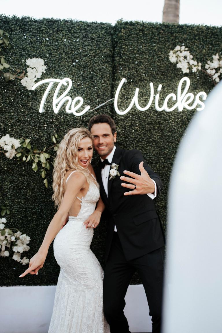 Bride Of The Week: Kasi Rosa Wicks