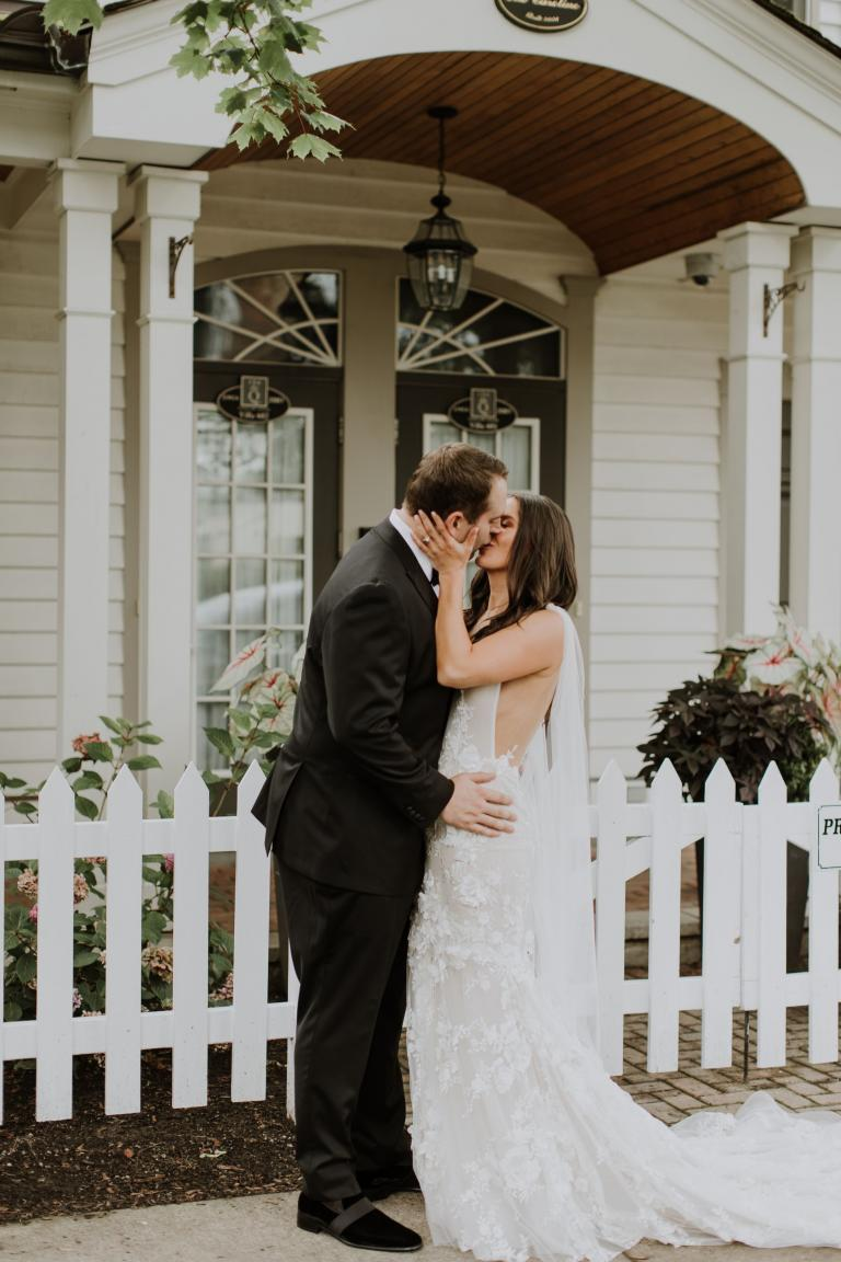 Bride of The Week: Candice Lee Wilson