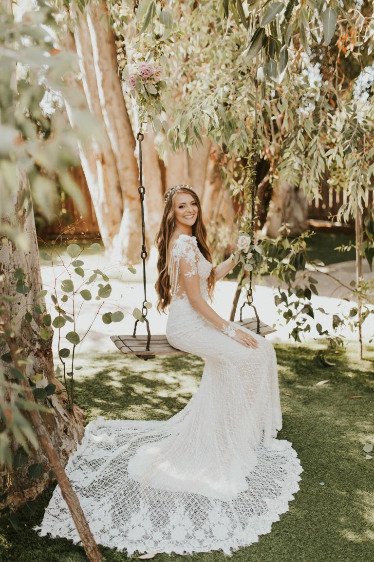 Bride Of The Week: Krystal Looker