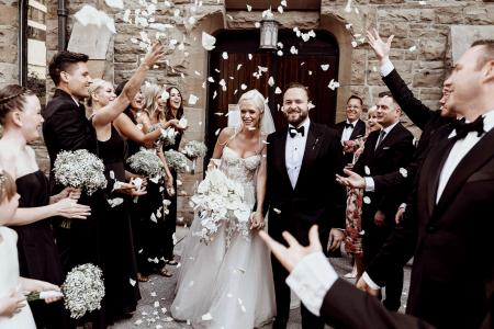 Bride Of The Week: Mariel Armstrong