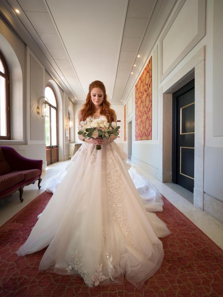 Bride Of The Week: Barbara Meier