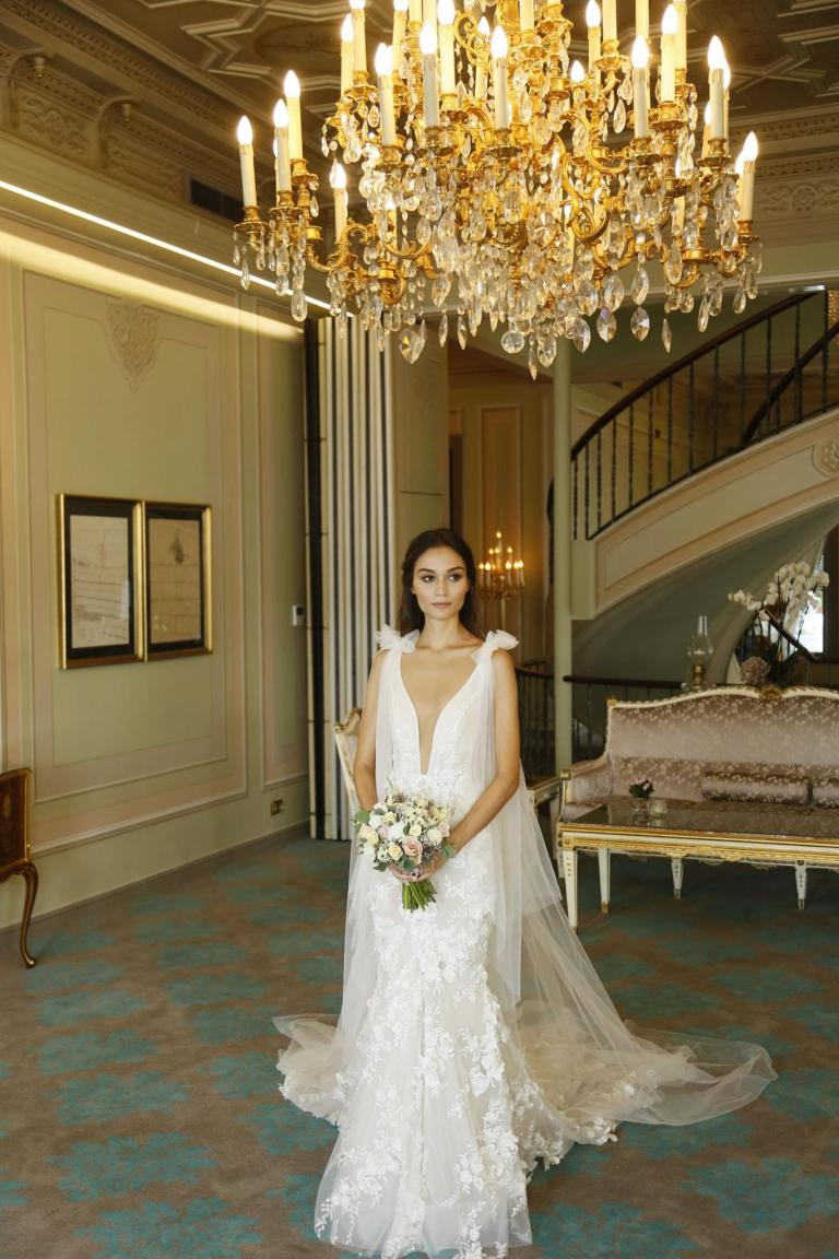 Bride of the Week: Derya Yilmaz