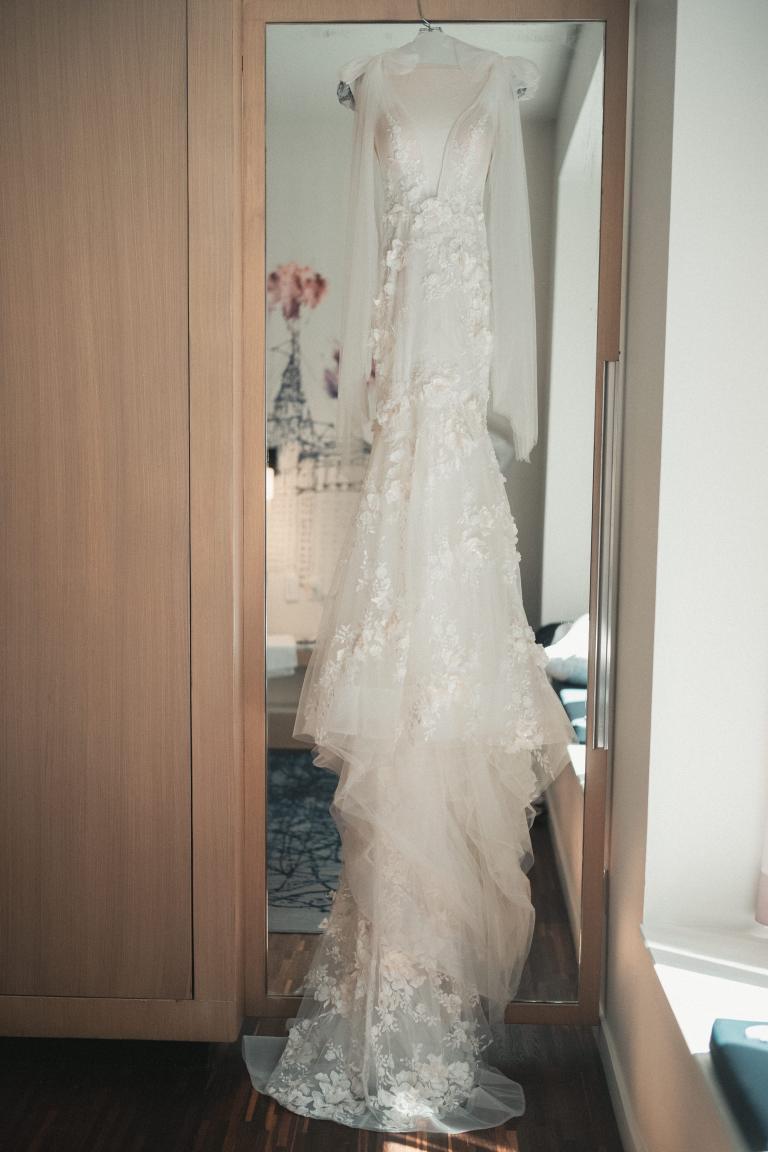 Bride Of The Week: Cheryl Anne Gensinger