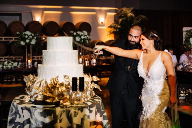 Bride Of The Week: Alexandra Nassar