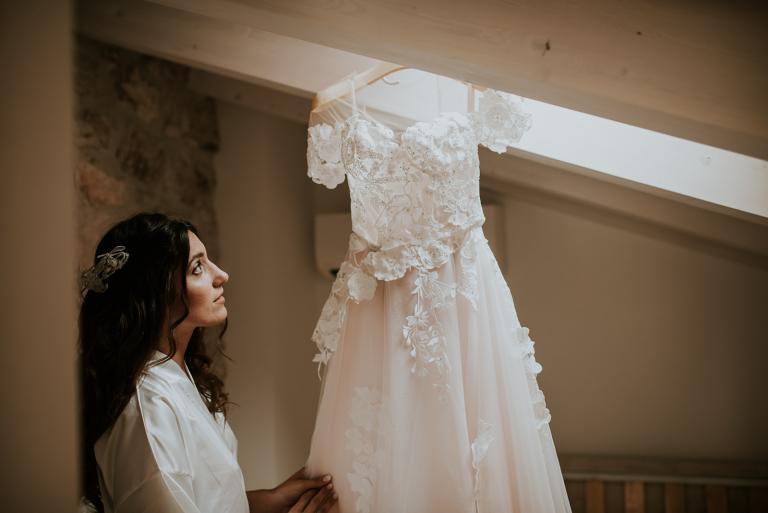 Bride Of The Week: Ilaria Rinaldi