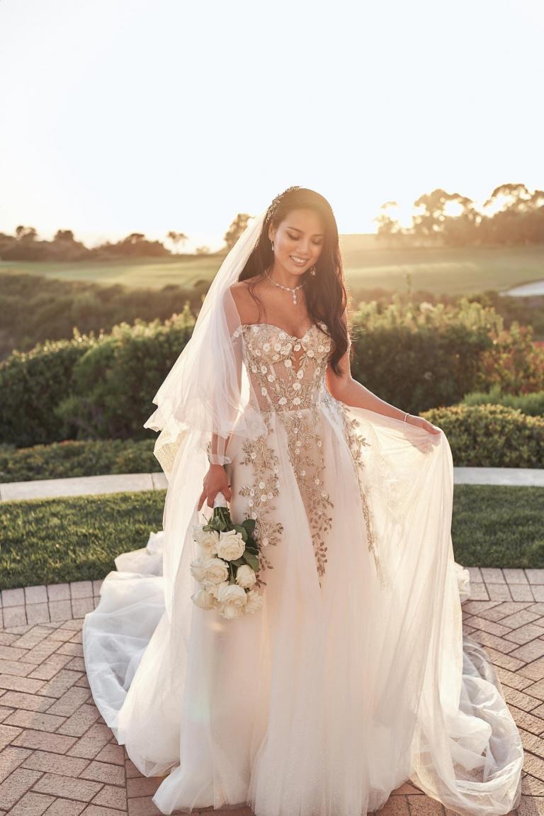 Bride Of The Week: Erica Kim Juma