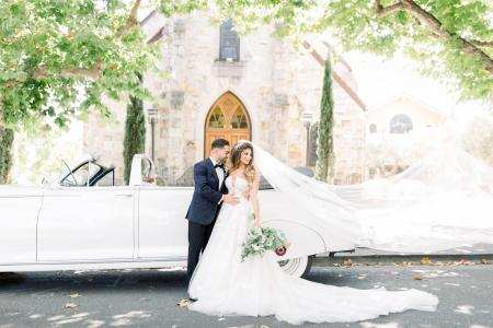 Bride Of The Week: Lauren Damelio