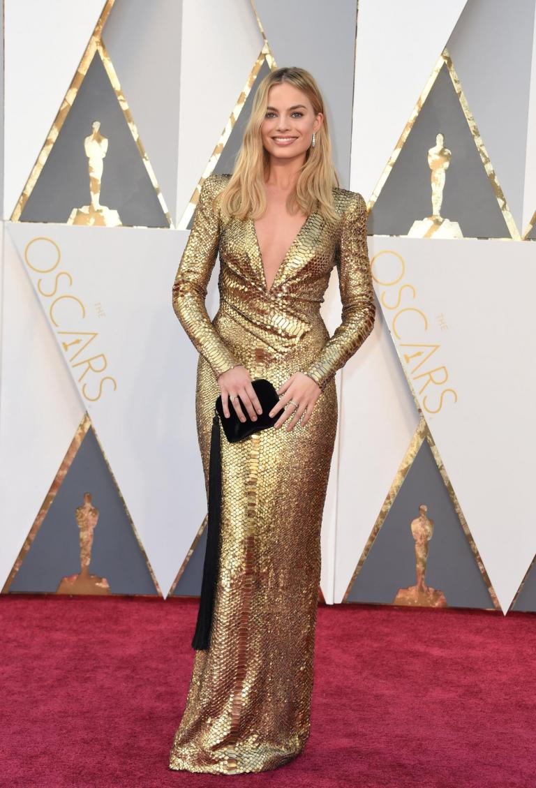 Margot-Robbie-Oscars