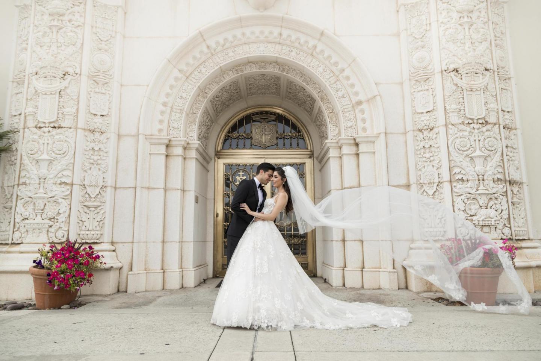 Bride Of The Week: Stephanie Kattoula