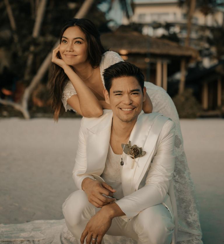 Bride Of The Week: Mica Javier