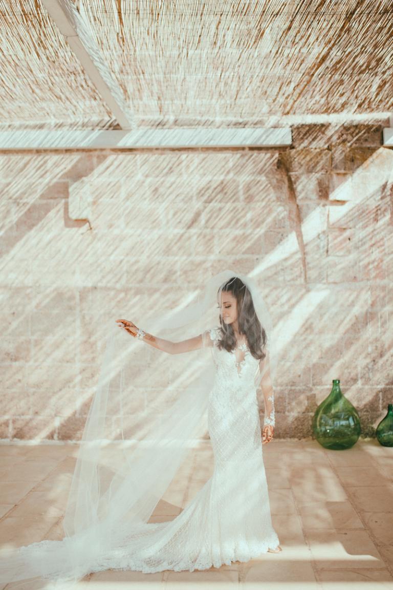 Bride Of The Week: Arina Prisinzano