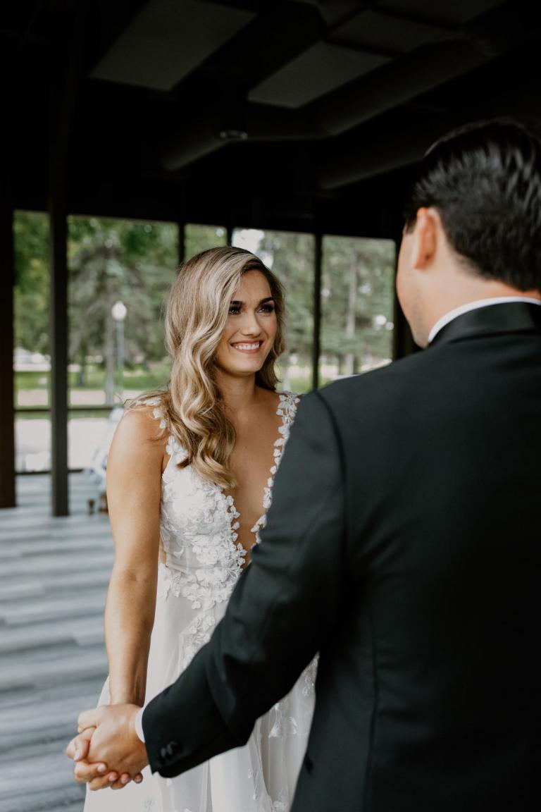 Bride Of The Week: McCall Goehner
