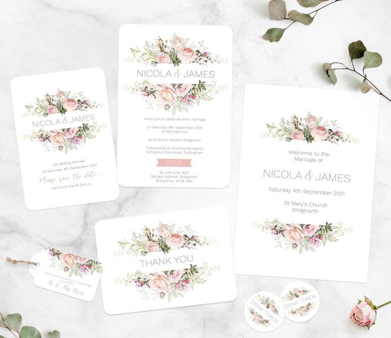 Tree-of-hearts-wedding-invitations-12-days-of-christmas