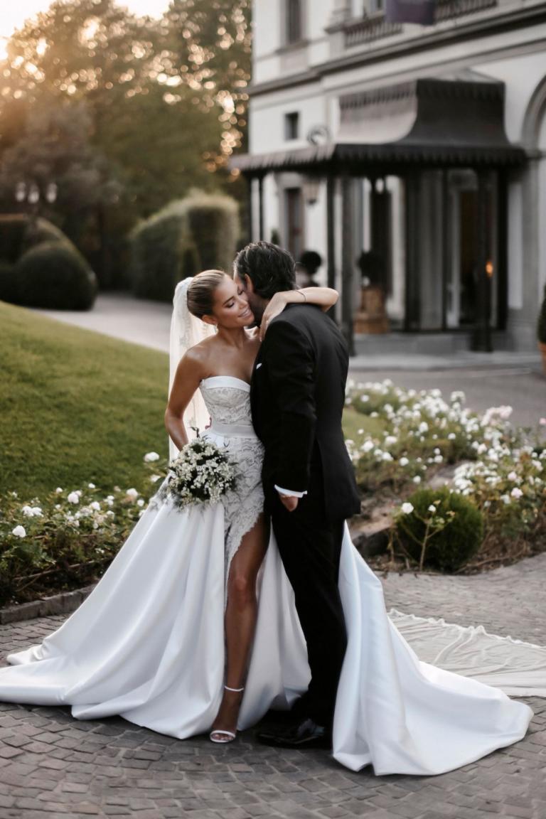 Bride Of The Week: Sylvie Meis