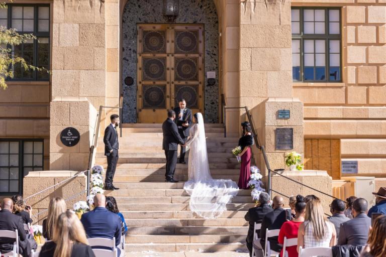 Bride Of The Week: Tasha Vaca Turner