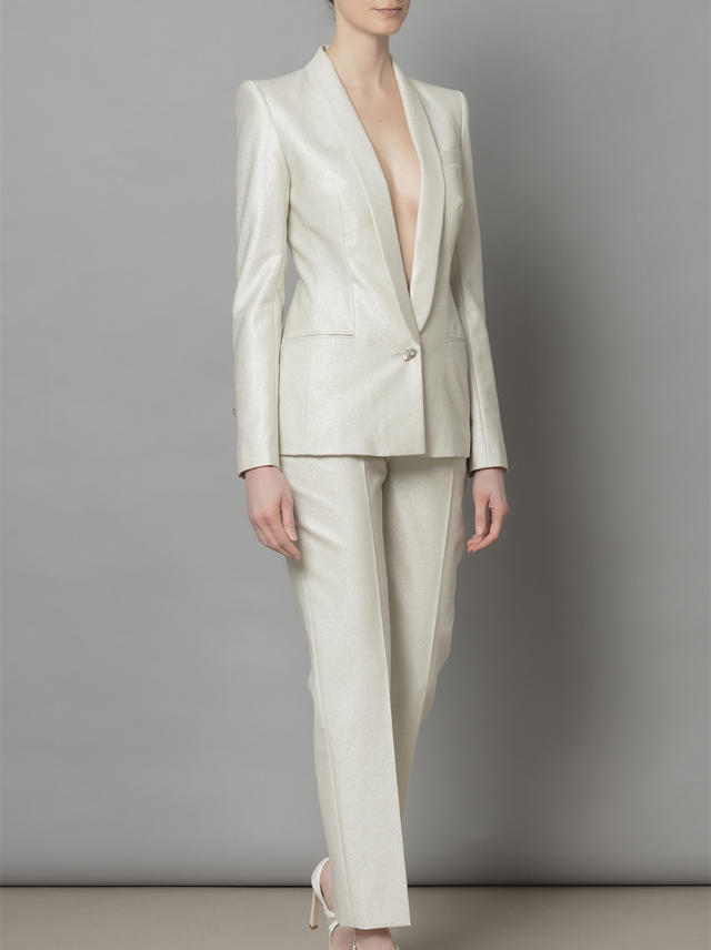 Anelise Silver Jacket