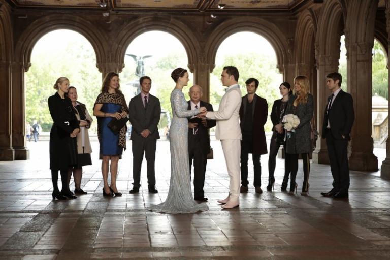 Chuck-Blair-Wedding