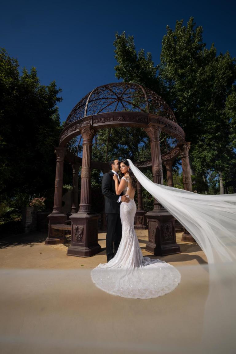 Bride of the week: Christina Castellano